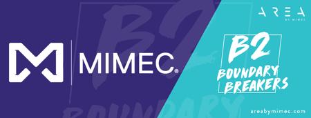"""Asiste a AREA by MIMEC """"Boundary Breakers"""" para conocer más sobre la industria de medios interactivos"""