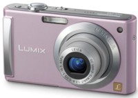 Panasonic Lumix DMC-FS3 y DMC-FS20 y DMC-FS5