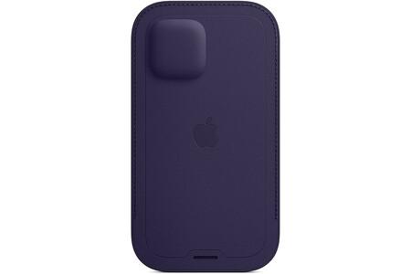 Funda Integral De Piel Magsafe Iphone 12 Pro Max 02