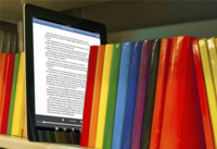 Las bibliotecas públicas preparan su catálogo de libros electrónicos