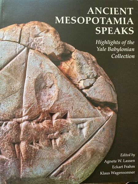 Profesor Bill Sutherland Recetas Mesopotamicas Libro De Cocina
