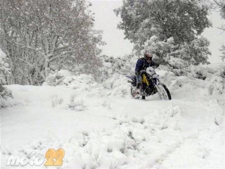Moto o esquí: mejor los dos
