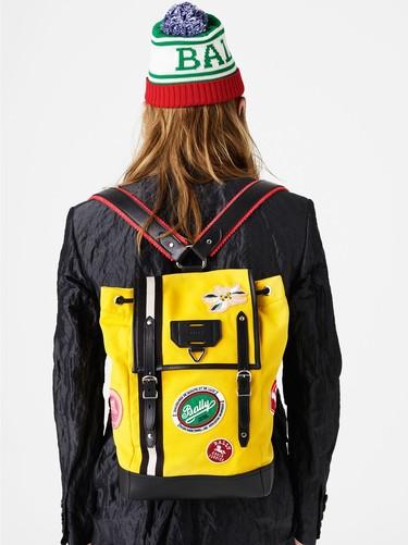 La mochila Alpina de Bally para celebrar la primavera