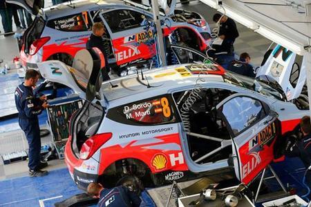 Rallye de Alemania 2014: Latvala y Meeke se accidentan, Hyundai camino del doblete