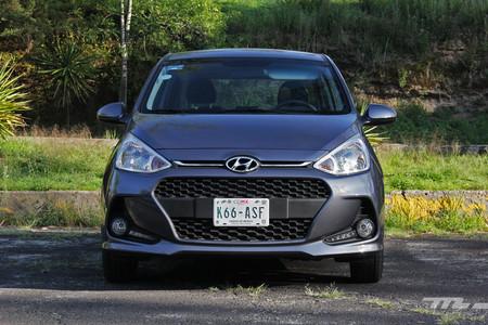 Prueba De Manejo Hyundai I10 Grand Hatchback 2018 4