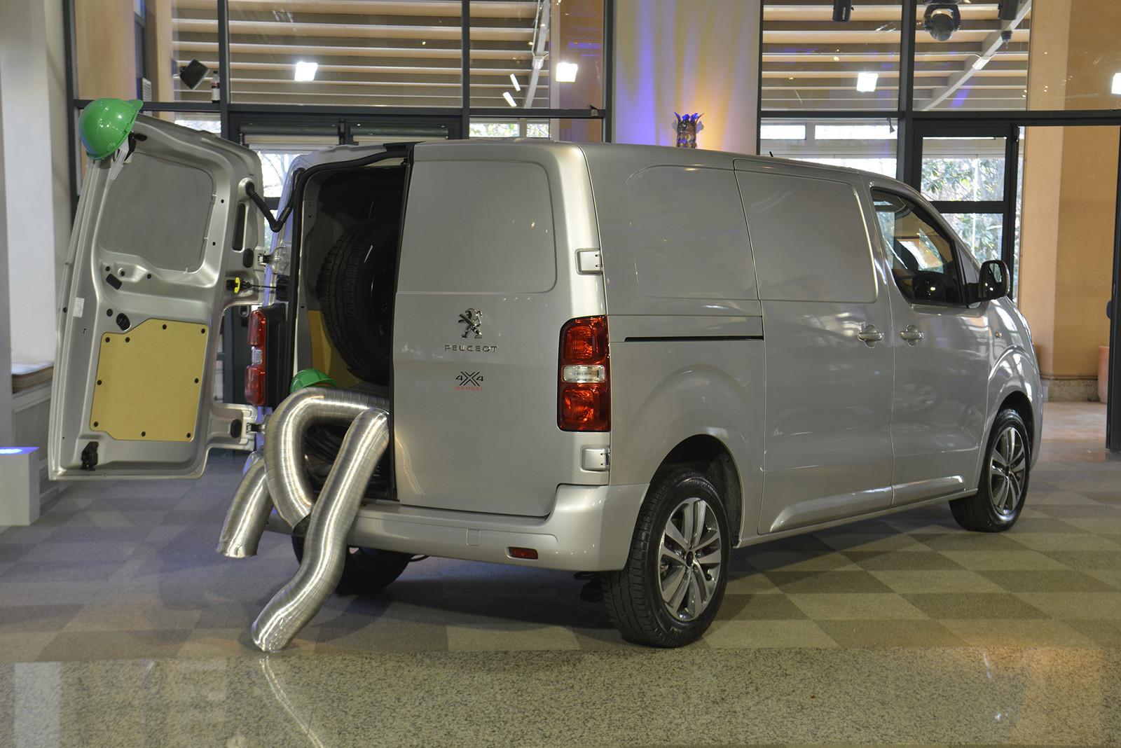 Foto de Peugeot gama comerciales y transformados (13/42)