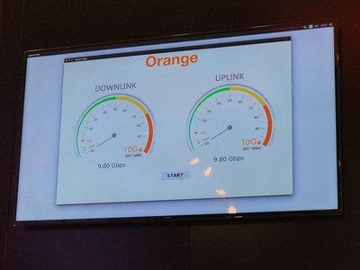 El 4G volando a 1 Gbps y la fibra a 10 Gbps ya no son ficción, Orange nos los ha enseñado en el MWC