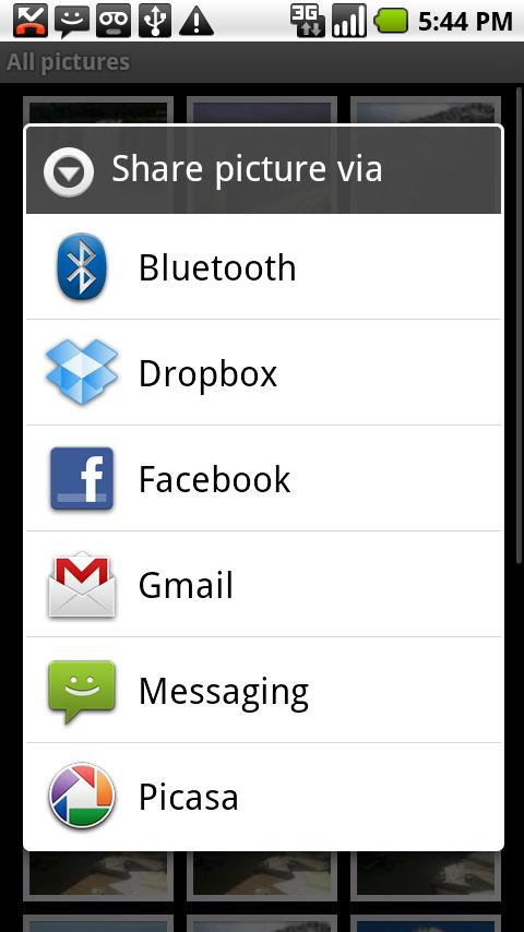 Foto de Dropbox en Android (3/6)