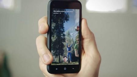 Facebook Home, disponible en Google Play