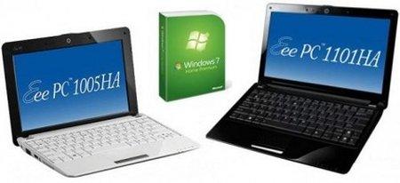 Netbooks y Windows 7, ¿una combinación viable?