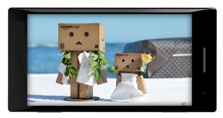 Vuelven los rumores sobre dos teléfonos Amazon, uno de ellos con una revolucionaria interfaz 3D