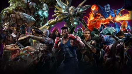 Tusk y la tercera temporada  de Killer Instinct  llegan el 10 de Marzo a Xbox One y PC