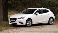 Mazda3 5p 2.0 y 2.2D automáticos, prueba (exterior e interior)