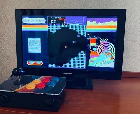 Cómo montar tu propio mando Arcade en casa: construyendo la Pimoroni Picade