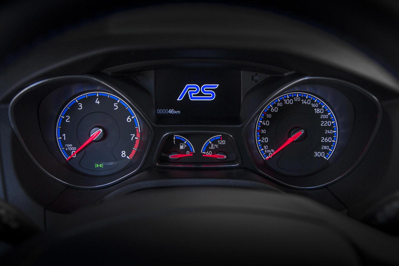 Foto de Ford Focus RS Performance Pack (prueba) (21/23)