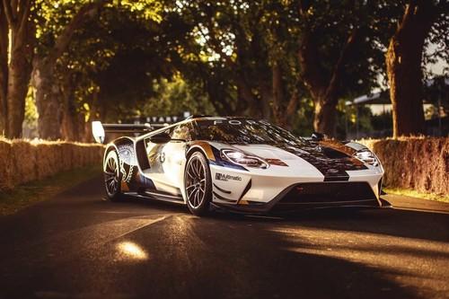 Ford GT Mk II: El GT creado para demostrar su máximo potencial con 700 hp y un precio de 1.2 MDD