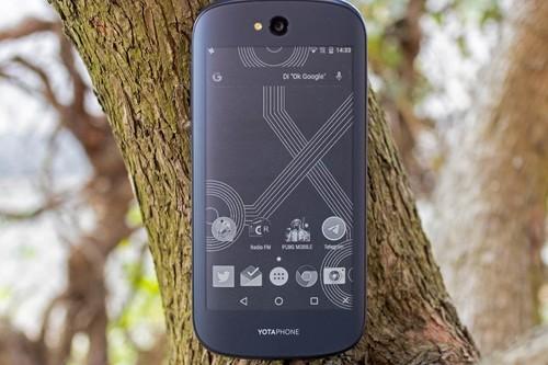 Regreso al Yotaphone 2, probamos el mejor móvil con segunda pantalla de tinta electrónica
