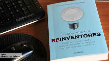 Reinventores: El modelo de negocio de los cocineros. Libro