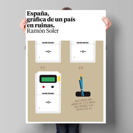 España, Gráfica de un País en Ruinas: a buen entendedor, pocas palabras bastan