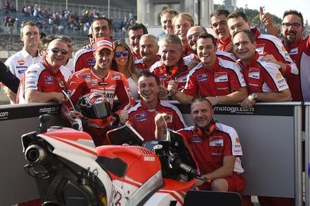 Ducati retrasa el debut de la Ducati GP15 hasta el segundo test en Sepang