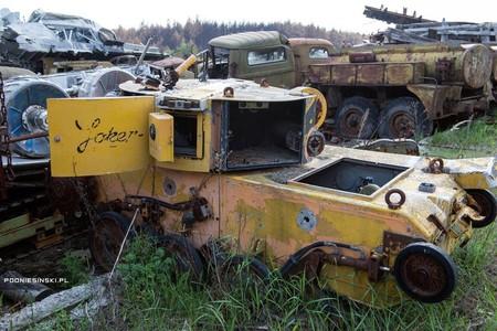 Chernobyl Joker Robot 1