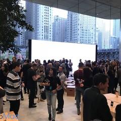 Foto 3 de 11 de la galería nueva-apple-store-en-la-avenida-michigan-de-chicago en Applesfera