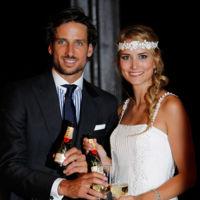 Feliciano López se casa con Alba Carrillo (y sus tres vestidos de novia)