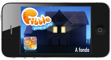 Fibble: Flick 'n' Roll. A fondo