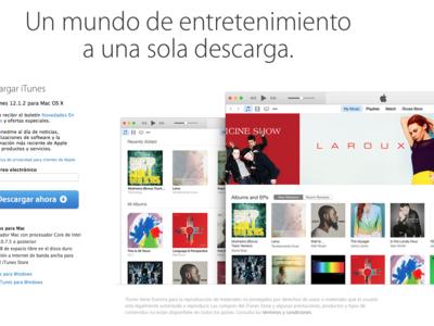 """iTunes 12.2, la actualización """"fantasma"""" que todo el mundo espera..."""
