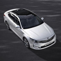 Kia Optima, el auto que te hará desear tener 50 y vivir en Europa