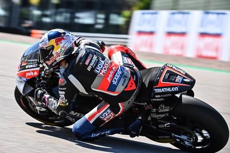 Arbolino Alemania Moto2 2021