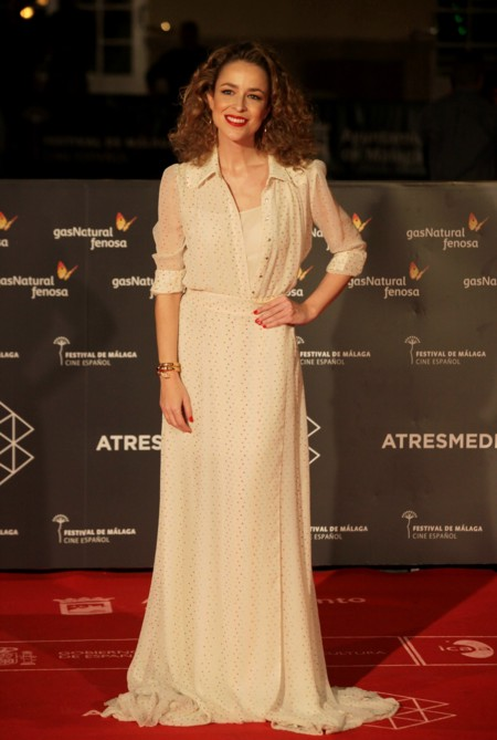 La moda española llega al Festival de Málaga de la mano de Teresa Helbig