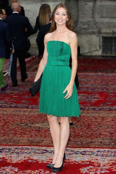 Todas las invitadas a la fiesta del 20 Aniversario de Dolce Gabbana: Eleonora