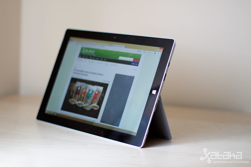 Foto de Microsoft Surface 3 (20/27)
