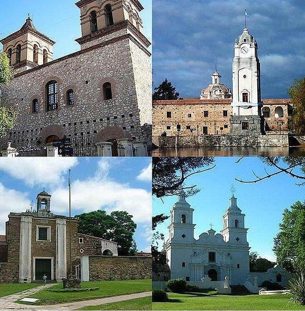 Estancias jesuiticas Cordoba