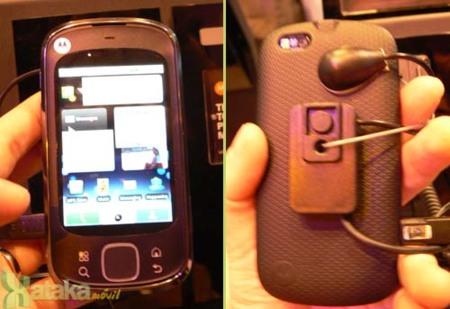 Motorola Quench, lo hemos probado