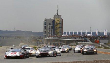 Fin de semana muy repartido en las carreras del FIA GT1 en Sachsenring