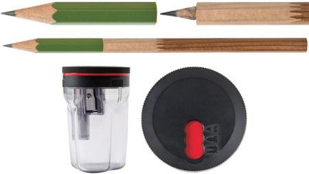 Con este sacapuntas nunca se te acabará el lápiz