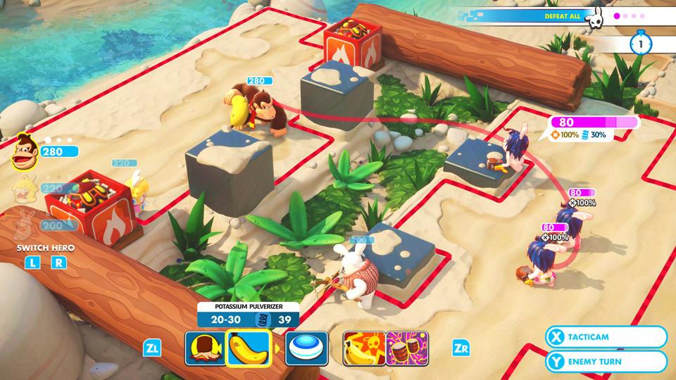 Mario Rabbids Kingdom Battle Dlc 02