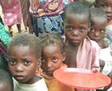 Lotería Mundial contra la desnutrición infantil