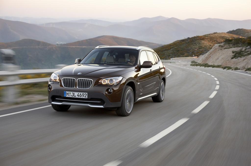 Foto de BMW X1 (100/120)