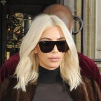 El show Kardashian continúa: las transparencias que solo luciría ella