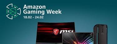 Semana Gaming en Amazon: los equipos portátiles y de sobremesa más interesantes