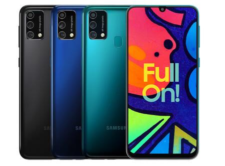 Samsung Galaxy F41 05