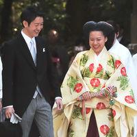 La princesa Ayako renuncia a su título real por amor: así ha sido su boda