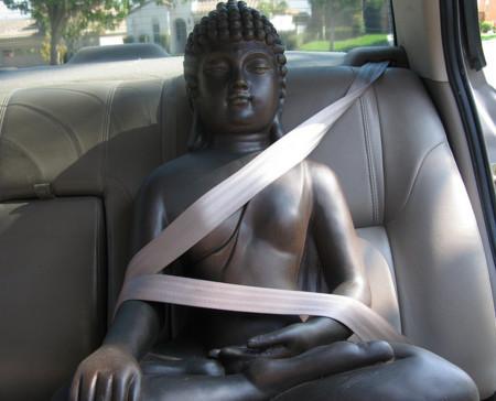 Buda al volante