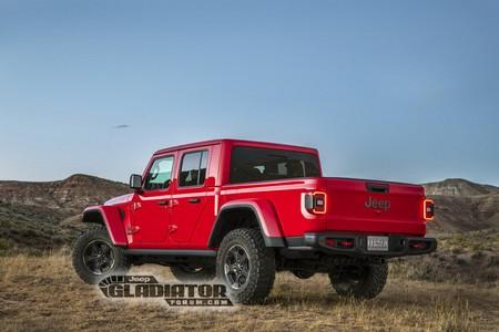 Jeep Gladiator Filtrada 4