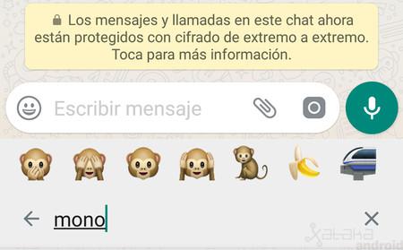 Cómo usar el nuevo buscador de emojis de WhatsApp para Android