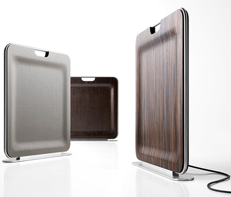 Radiadores de diseño: modelos Bag y Totem de I-radium