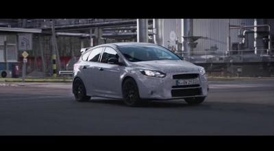 Ford Focus RS 2016, en video y conducido por Ken Block